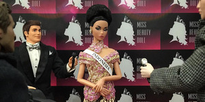 Indonesia Ikut Kontes Kecantikan Boneka Barbie Miss Beauty Doll 2016