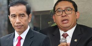 Jokowi Sindir DPR, Dibalas Fadli Zon: Jangan Asal Ngomong
