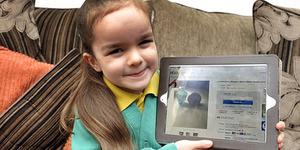 Jual Mainan Rp 3,7 Juta, Bocah 5 Tahun Jadi Pengusaha Termuda eBay