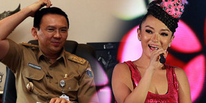 Kasus Hina Indonesia, Ahok Anggap Zaskia Gotik Mirip Mr Bean