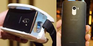 Lenovo Vibe K4 Note, Dukung Virtual Reality Harga Rp 2,9 Juta