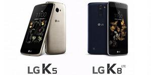LG Segera Luncurkan K5 dan K8, Ini Spesifikasinya