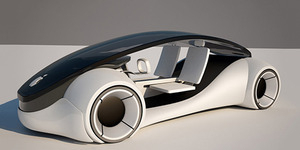 Mobil Otomatis Apple Berharga Rp 1 Miliar?