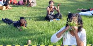 Musim Kelaparan, Warga Korut Diminta Makan Rumput
