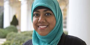Muslimah Berhijab ini Jadi Staf Khusus Obama di Gedung Putih