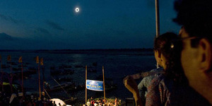 NASA Pakai Alat Canggih 'Coronagraph' Teliti Gerhana Matahari Total