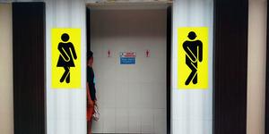 Pakai WC Jongkok Lebih Sehat, Ini Penjelasannya