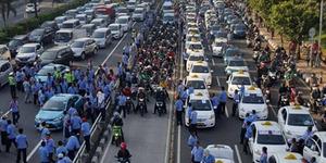 Pesanan Uber Meningkat Gara-gara Didemo Sopir Taksi