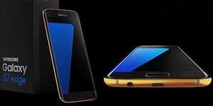Samsung Galaxy S7 Berlapis Emas Dijual Rp 37 Juta