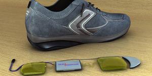 Sepatu Ini Memungkinkan Kita Berjalan Sekaligus Isi Baterai