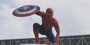Spider-Man Rampas Tameng Captain America di Trailer 2 Civil War