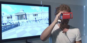 Timelooper, Virtual Reality untuk Melihat Masa Lalu