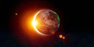 Ulama: Gerhana Matahari Penuh Kemusyrikan