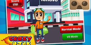 Unduh Game Virtual Reality Unik 'Ojek Gila'