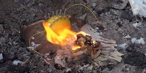 Video Cara Menyalakan Api dengan Lemon