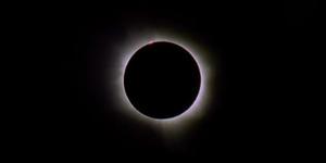 Video Detik-detik Terjadinya Gerhana Matahari Total