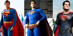 Evolusi Kostum Superman dari Masa ke Masa