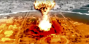 Video Korut 'Hancurkan' AS Gemparkan Dunia