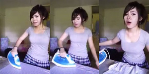 Video Lipsync Geboy Mujair Nunik Ambarwati 'Gosok Gosok Ah'
