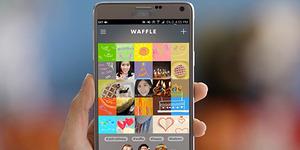 Waffle, Sosmed Mirip Instagram Buatan Samsung