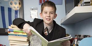 Wow! Bocah 11 Tahun Ini Lebih Cerdas dari Einstein