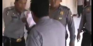 2 Polisi Banyumas Berantem Dipicu Duit Rp 5 Ribu