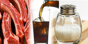 5 Makanan Penyebab Uban Tumbuh Subur