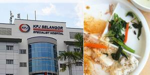 Ada Kecoak di Makanan, Rumah Sakit Ini Ganti Rugi Rp 227 Juta
