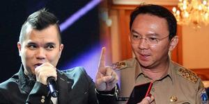 Ahmad Dhani: Pak Jokowi, Bubarkan BPK Atau Mulut Ahok