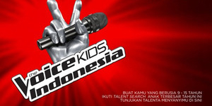 Audisi The Voice Kids Indonesia Bakal Digelar di 8 Kota
