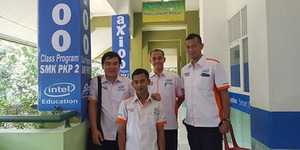 Axioo Cari 1.000 Lulusan SMK Siap Kerja