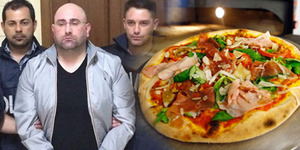 Bos Mafia Paling Dicari Ditangkap Karena Pizza