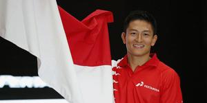 Cinta Indonesia, Rio Haryanto Ogah Pindah Kewarganegaraan