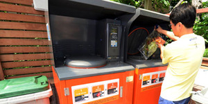 Di Korsel, Sampah Makanan Bisa Ditukar Uang