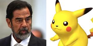 Dokumen Rahasia: Saddam Hussein 'Haramkan' Kartun Pokemon