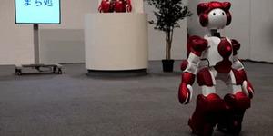 EMIEW 3, Robot Humanoid yang Punya Jantung Buatan