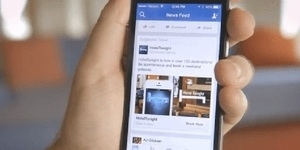 Facebook Uji Coba Beranda Baru