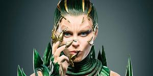 Foto Elizabeth Banks Sebagai Rita Repulsa di Film Power Rangers
