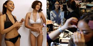 Foto Kontestan Transgender Miss Tiffany's Universe 2016