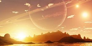 Gas Seukuran Jupiter Ditemukan di Sistem Tiga Bintang