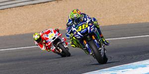 GP Spanyol: Rossi Juara, Marquez Masih Pimpin Klasemen