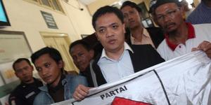 Habiburokhman: Relawan Ahok Panik, Goreng Isu Terjun dari Monas