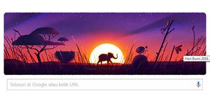 Google Doodle Peringati Hari Bumi 2016
