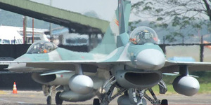 Indonesia Serius Soal Natuna, Kirim 5 Jet Tempur F-16