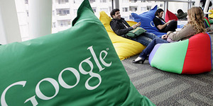 Ini Derita Menjadi Pegawai Google