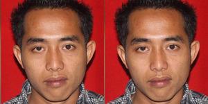 Ini Foto Pelaku Mutilasi Ibu Hamil di Tangerang