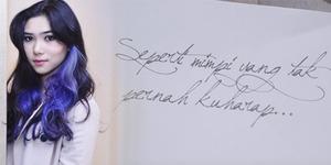 Isyana Sarasvati Rilis Video Lirik 'Mimpi'