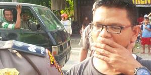 Kader PKS Digerebek Warga Sembunyikan Cewek di Dalam Toilet