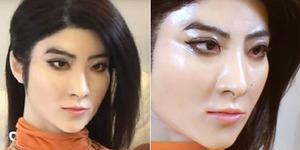 Kelly, Robot Cantik Mirip Diva Asia Kelly Chen