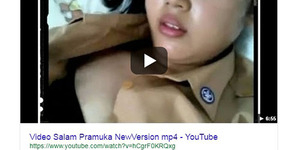 Ketik 'Salam Pramuka' di Google, Muncul Video Porno